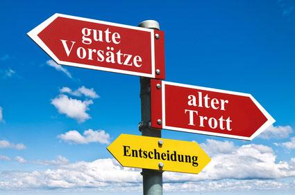Gute Vorsätze | einfach-fit.de
