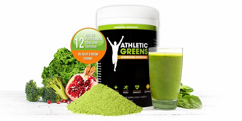 Athletic Greens kaufen? | einfach-fit.de