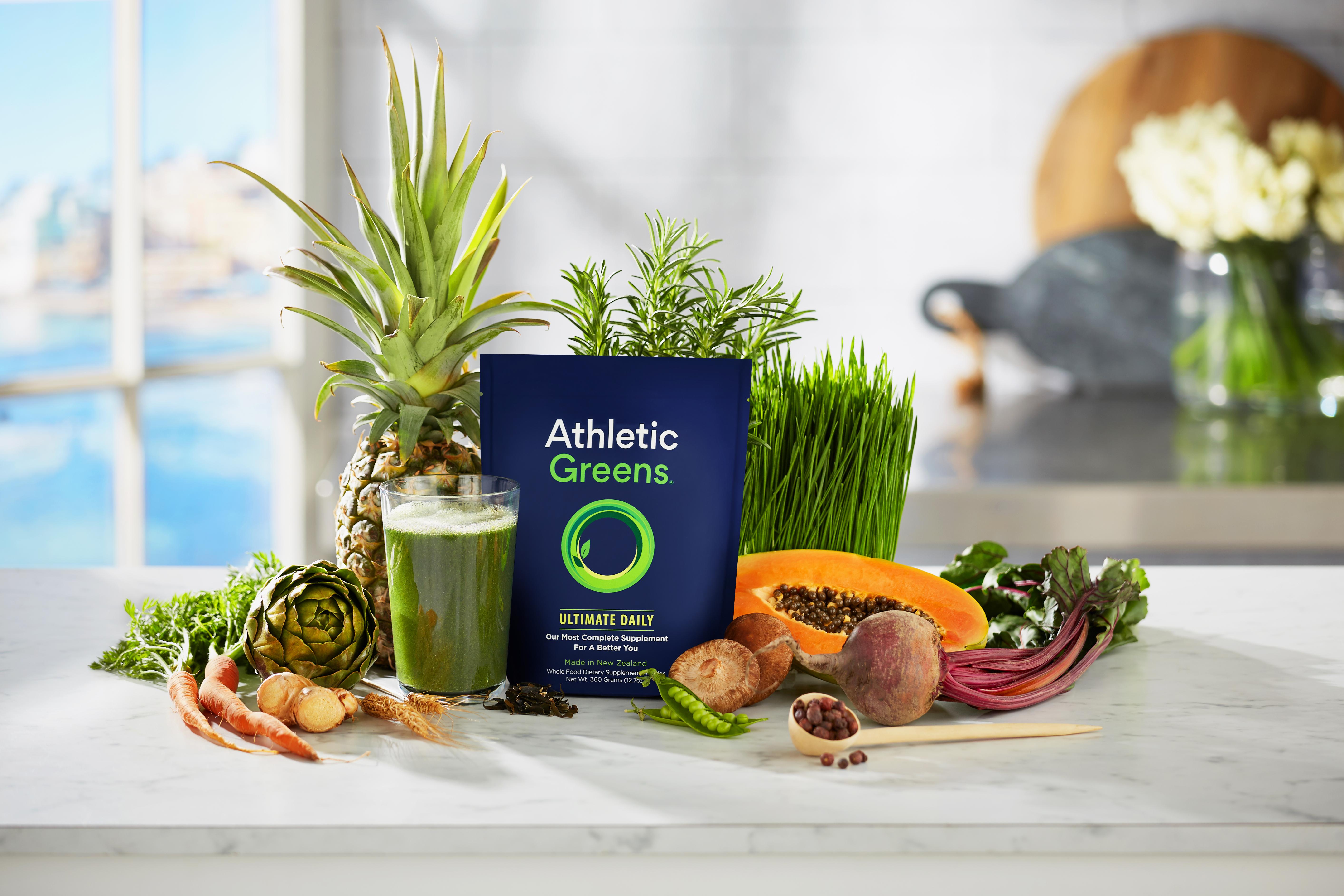 Athletic Greens Inhaltsstoffe | einfach-fit.de